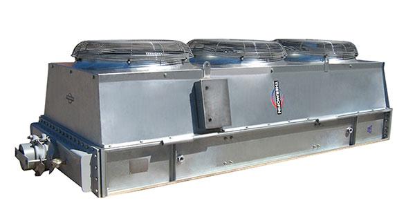 OFAF Transformer oil cooler