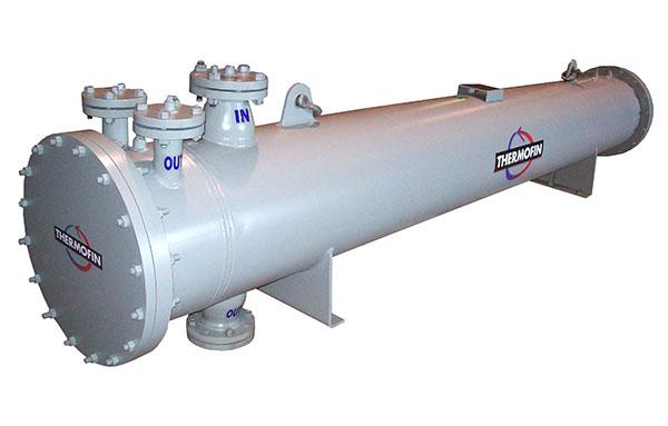 OFWF Transformer oil cooler