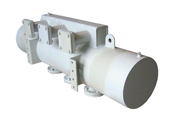 ONWF Transformer oil cooler